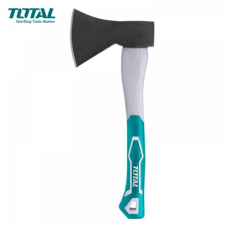 Hacha Mango Fibra de Vidrio 1250 Grs Total Tools THT7812505