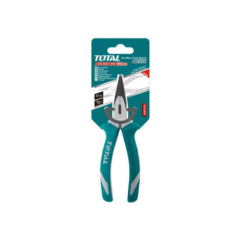 """Alicate Punta Larga 6"""" Total Tools THT220606"""