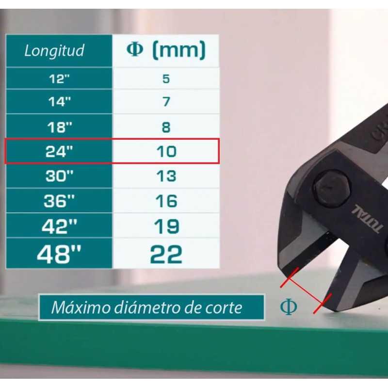 "Napoleon 24"" Total Tools THT113246"