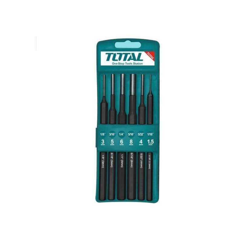 Juego de Botadores 6 Pcs Total Tools THT42K0601
