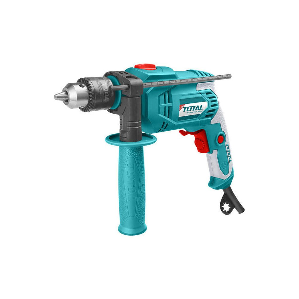 Taladro Percutor 13mm 750W Total Tools TG108136