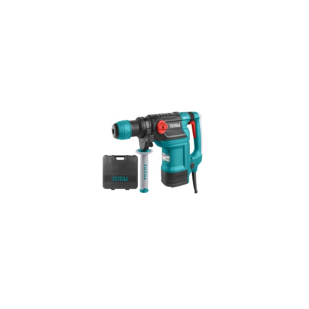 Rotomartillo SDS-MAX 1200W Total Tools TH112386