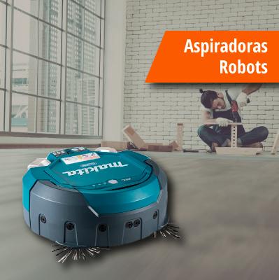 Aspiradoras Robots