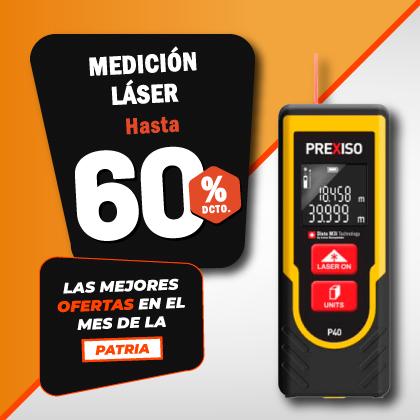 Medición Laser
